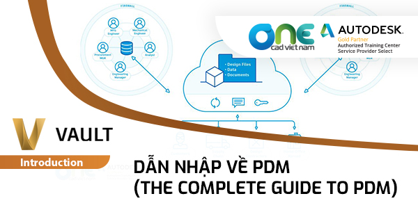 Dẫn nhập về PDM - The Complete Guide To PDM