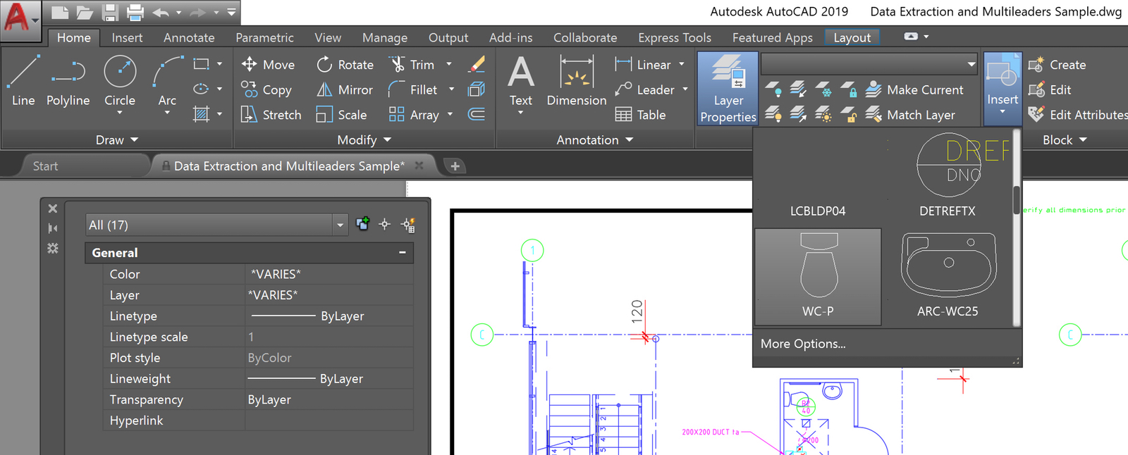 autocad 2019 icon refesh, flat design