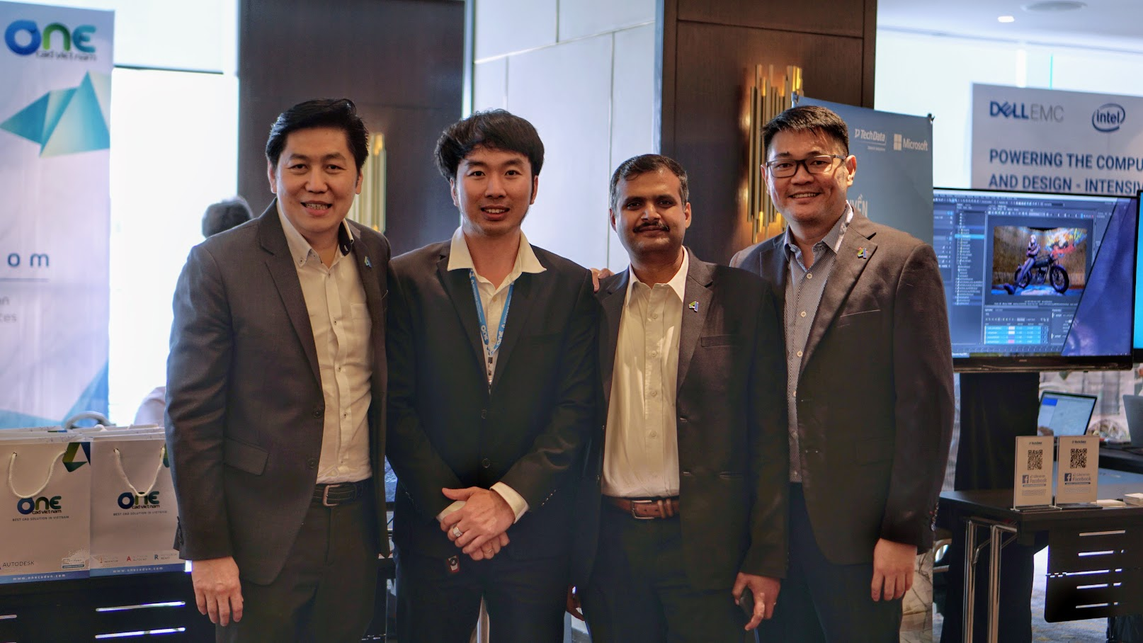 OneCAD Vietnam tham dự Autodesk Forum 2018 | OnecadVN - Best CAD