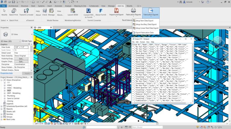 Những cải tiến và chức năng mới trong Autodesk Revit 2020