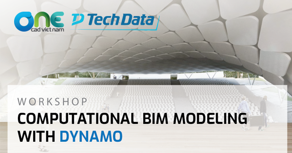 "Workshop ""Computational BIM modeling with Dynamo"""