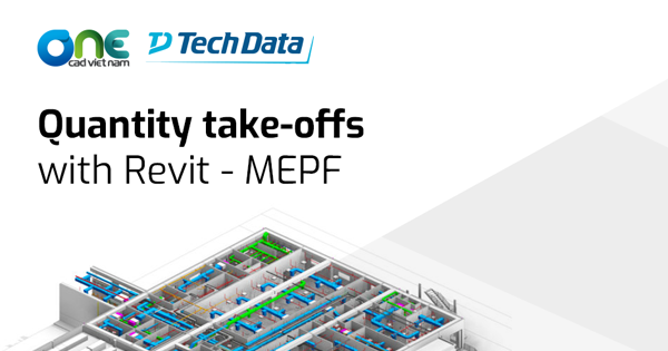 "Workshop ""Quantity take-offs with Revit - MEPF"""